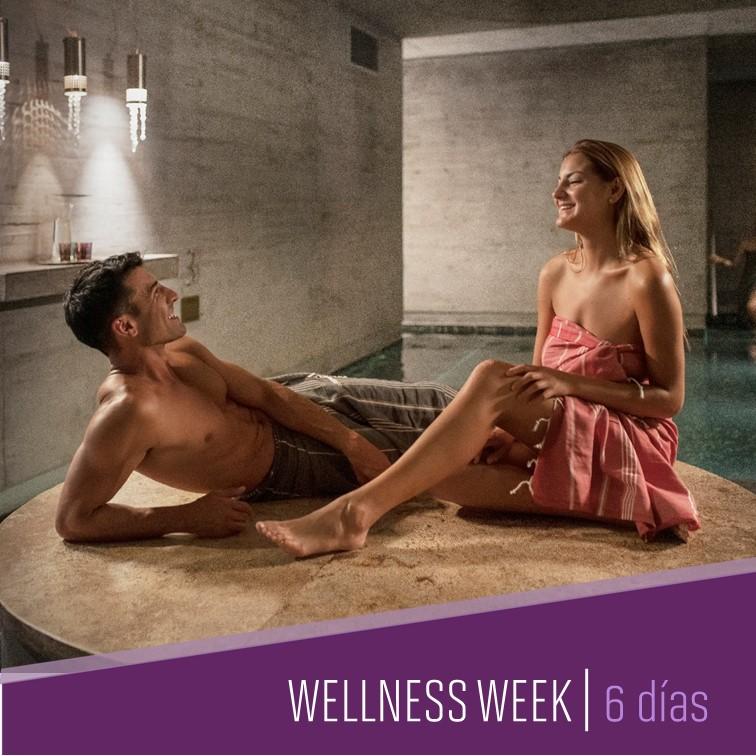 Semana de wellness en Mendoza
