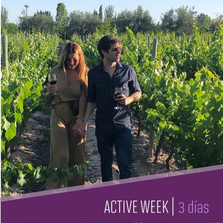 Semana en Mendoza